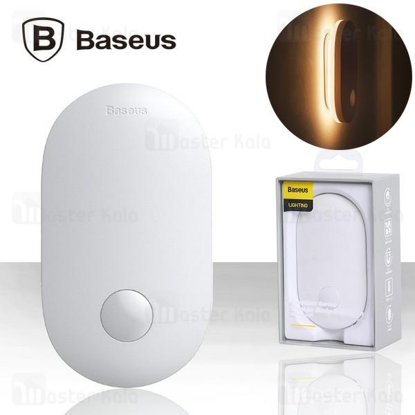 چراغ هوشمند بیسوس Baseus Sunshine Human Body Induction DGSUN-RB02 دارای سنسور نور و حرکت