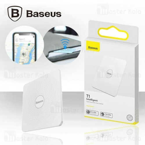 ردیاب بلوتوث مینی بیسوس Baseus T1 Intelligent Card Type Anti-Loss ZLFDQT1-02