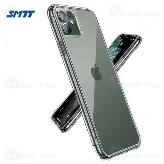 قاب ژله ای ضد ضربه آیفون Apple iPhone 11 Smtt ShockProof AirBag