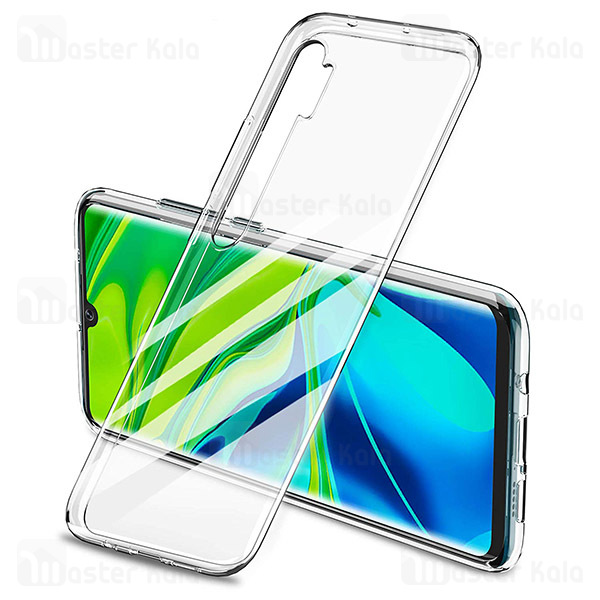 قاب ژله ای شیائومی Xiaomi Mi CC9 Pro / Mi Note 10 / Mi Note 10 Pro COCO Clear Jelly