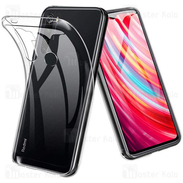 قاب ژله ای شیائومی Xiaomi Redmi Note 8T COCO Clear Jelly