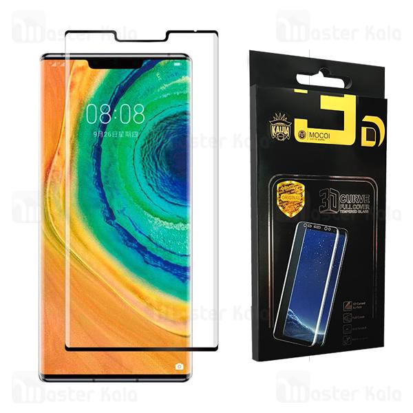 محافظ صفحه نانو سرامیک تمام صفحه و تمام چسب هواوی Huawei Mate 30 Mocol Glass