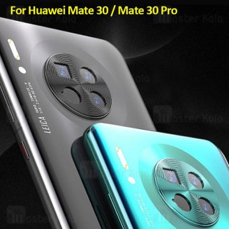 محافظ لنز فلزی دوربین موبایل شیائومی Huawei Mate 30 Pro Alloy Lens Cap