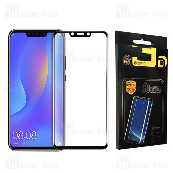 محافظ صفحه نانو سرامیک تمام صفحه و تمام چسب هواوی Huawei Nova 3 / 3i Mocol Glass