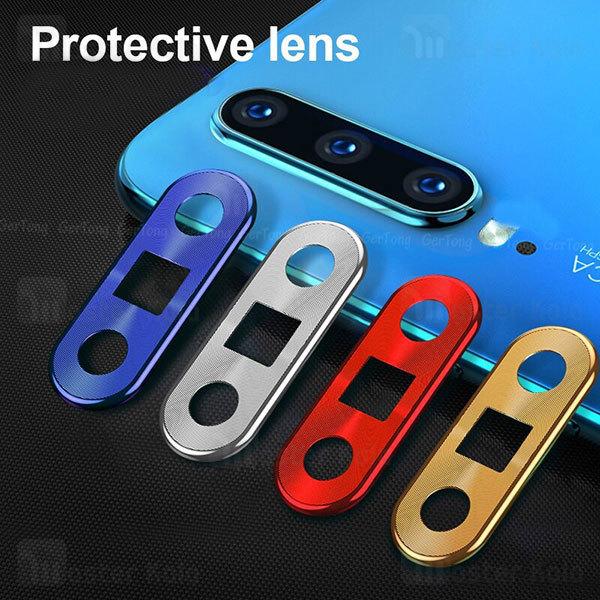 محافظ لنز فلزی دوربین موبایل هواوی Huawei P30 lite / nova 4e Alloy Lens Cap
