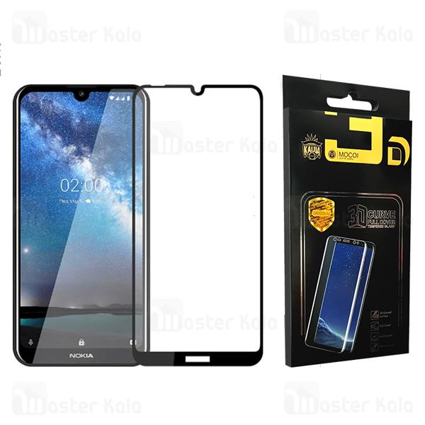 محافظ صفحه نانو سرامیک تمام صفحه و تمام چسب نوکیا Nokia 3.2 Mocol Glass
