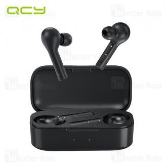 هندزفری بلوتوث دو گوش کیو سی وای QCY T5 IPX5 CVC Earbuds