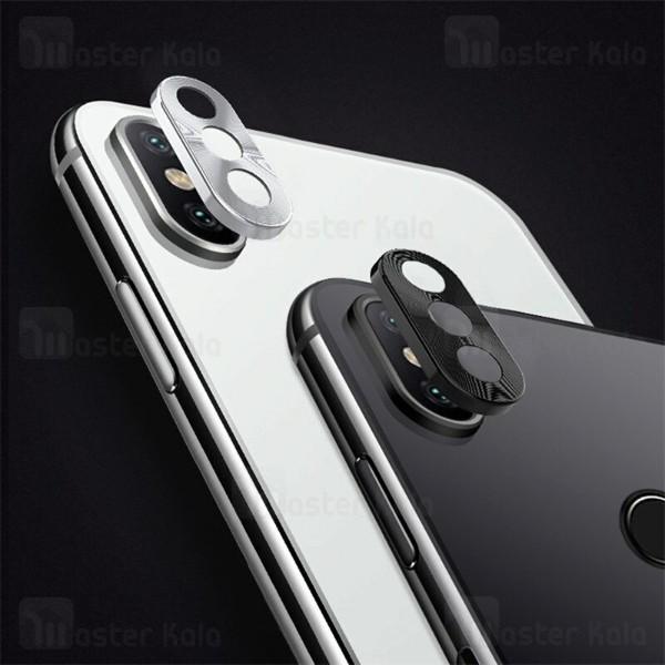 محافظ لنز فلزی دوربین موبایل شیائومی Xiaomi Mi 8 / Mi8 Alloy Lens Cap