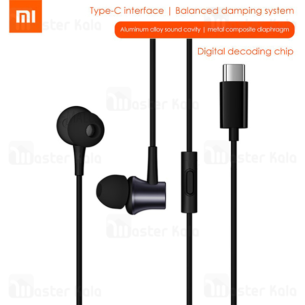 هندزفری Type C شیائومی Xiaomi Piston HSEJ04WM Stereo Earphone