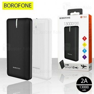 پاوربانک 13000 بروفون Borofone BT18A Dual USB Power Bank توان 2 آمپر