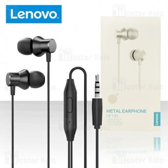 هندزفری سیمی لنوو Lenovo HF130 Metal Earphone
