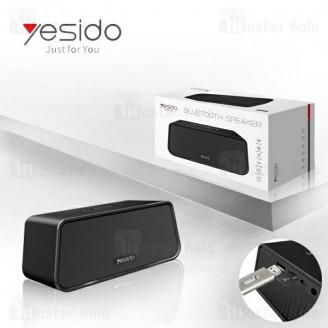 اسپیکر بلوتوث و پاوربانک Yesido YSW01 Bluetooth Speaker رم خور