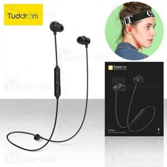 هندزفری بلوتوث تادروم Tuddrom SP200 Bluetooth Earphone IPX5 طراحی مگنتی