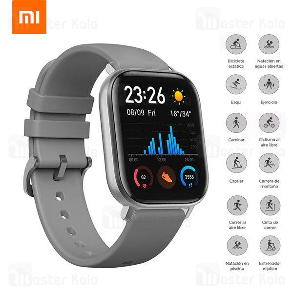 ساعت هوشمند شیائومی Xiaomi AmazFit GTS Smart Band