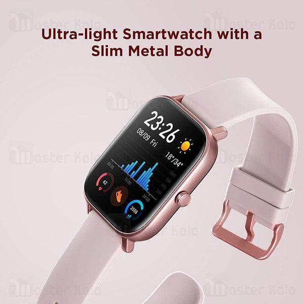 ساعت هوشمند شیائومی Xiaomi AmazFit GTS Smart Band نسخه گلوبال