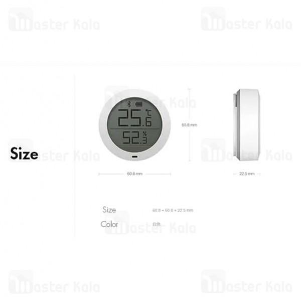 دماسنج و رطوبت سنج شیائومی Xiaomi Mi Bluetooth Temperature Humidity Monitor