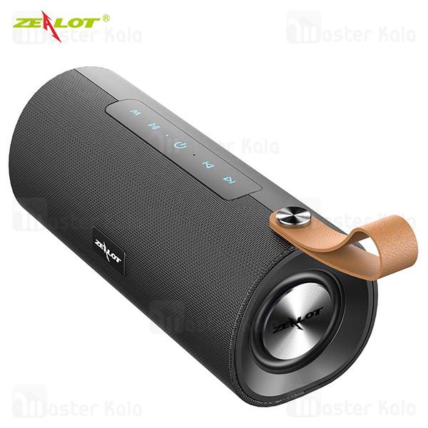اسپیکر بلوتوث زیلوت Zealot S30 Bluetooth Speaker 10W