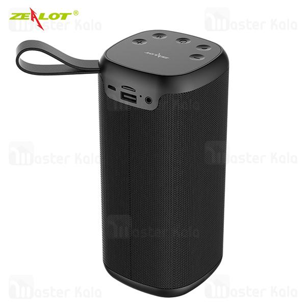 اسپیکر بلوتوث زیلوت Zealot S35 Bluetooth Speaker 10W