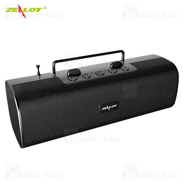 اسپیکر بلوتوث زیلوت Zealot S40 Bluetooth Speaker 10W