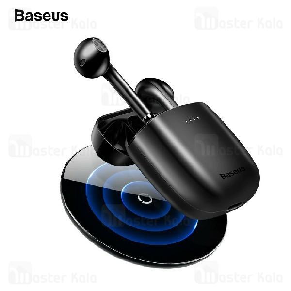 هندزفری بلوتوث دوگوش بیسوس Baseus W04 Pro TWS Earphone NGW04P-01 طرح ایرپاد