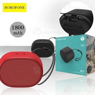 اسپیکر بلوتوث بروفون Borofone BP4 Mini Sport Wireless Speaker فلش و رم خور
