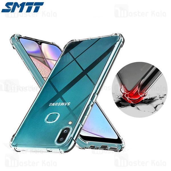 قاب ژله ای ضد ضربه سامسونگ Samsung Galaxy A10s Smtt ShockProof AirBag