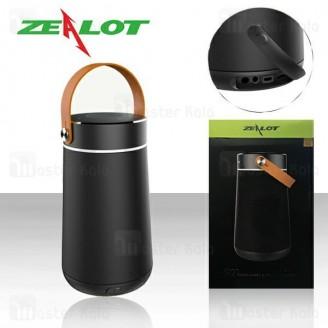اسپیکر بلوتوث زیلوت Zealot S21 Touch Panel Bluetooth Speaker 10W