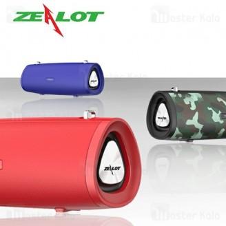 اسپیکر بلوتوث زیلوت Zealot S38 Bluetooth Speaker 10W