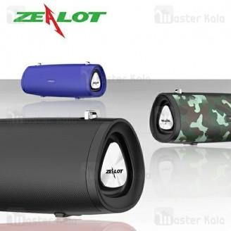 اسپیکر بلوتوث زیلوت Zealot S39 Bass Bluetooth Speaker 28W
