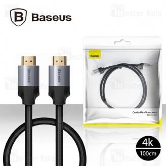 کابل HDMI بیسوس Baseus Quality Life Efficient Work 4K CAKSX-B0G