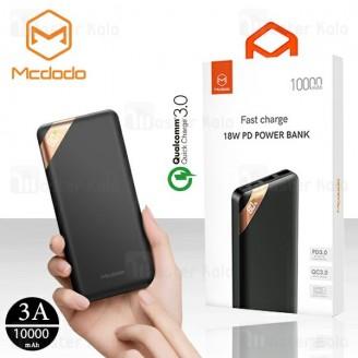 پاوربانک 10000 فست شارژ مک دودو Mcdodo MC-732 QC3.0 PD3.0 Power Bank