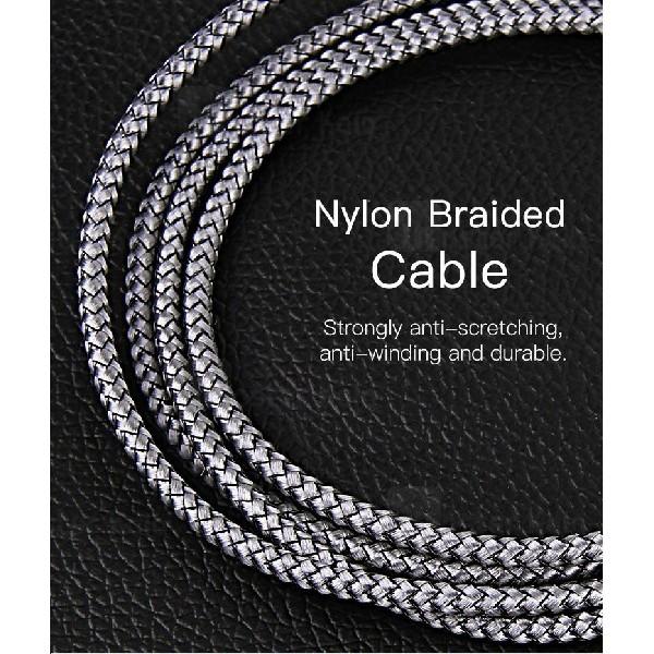 کابل مگنتی لایتنینگ یسیدو Yesido CA11 Magnetic Cable توان 2.4 آمپر