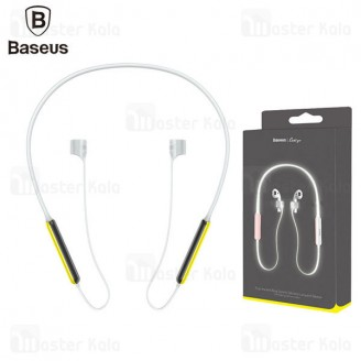 بند نگهدارنده اپل ایرپاد بیسوس Baseus ARAPPOD-BGY Fluorescent Ring Sports Silicone Lanyard Sleeve