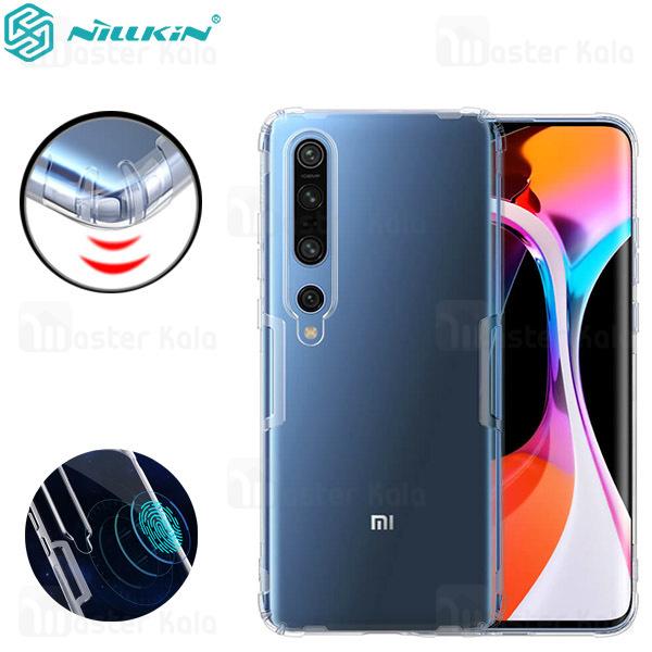 قاب ژله ای نیلکین شیائومی Xiaomi Mi 10 / Mi 10 Pro 5G Nillkin Nature TPU
