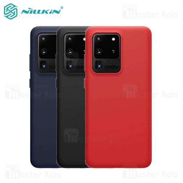 قاب سیلیکونی نیلکین سامسونگ Samsung Galaxy S20 Ultra Nillkin Flex PURE Case