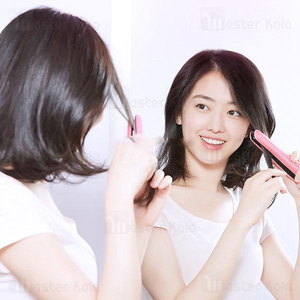 اتو مو شارژی شیائومی XIAOMI YUELI HS-525 Rechargeable Mini Hair Straightener