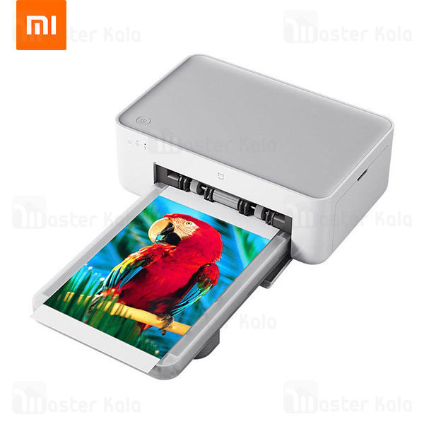 پرینتر موبایل شیائومی Xiaomi Mi Wireless Photo Printer 6 inch Desktop Color Photo Printer