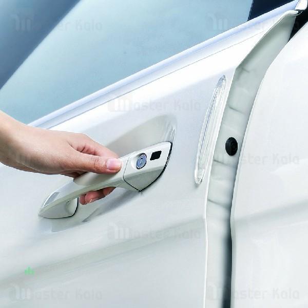 پک 4 تایی ضربه گیر خودرو بیسوس Baseus Airbag Bumper Strip CRFZT-A02
