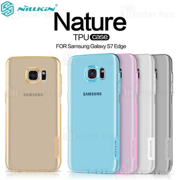 قاب ژله ای نیلکین سامسونگ Samsung Galaxy S7 Edge Nillkin Nature TPU