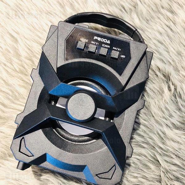 اسپیکر بلوتوث پرودا Remax Proda PD-S500 Xunshen 5W دارای درگاه USB و رم