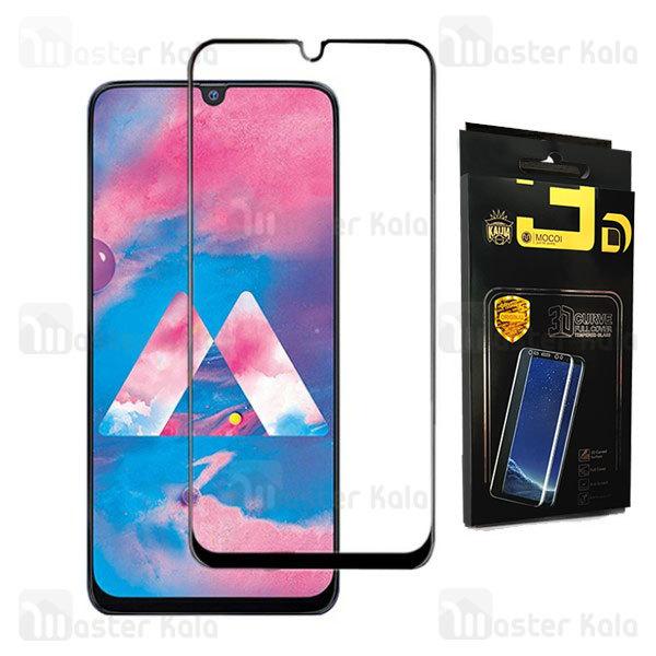 محافظ صفحه شیشه ای تمام صفحه تمام چسب سامسونگ Samsung Galaxy M30 / M30s Mocol