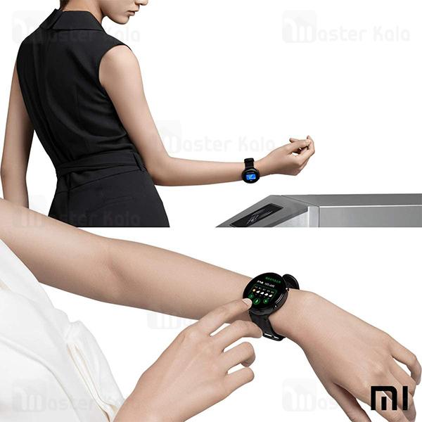ساعت هوشمند شیائومی Xiaomi AmazFit Nexo 4G Smart Watch نسخه گلوبال