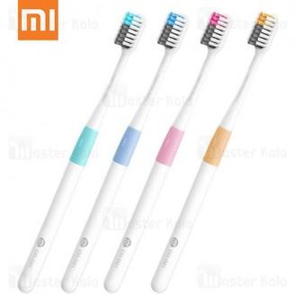 مسواک شیائومی Xiaomi Dr.BEI Bass Toothbrush پک 4 عددی