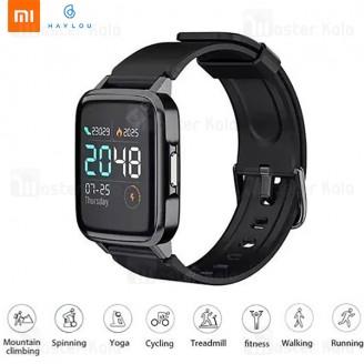 ساعت هوشمند شیائومی Xiaomi Haylou LS01 Smart Watch نسخه چین و گلوبال