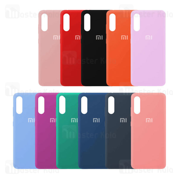 قاب سیلیکونی شیائومی Xiaomi Mi 9 Se / Mi9 SE Silicone TPU Case Close Down