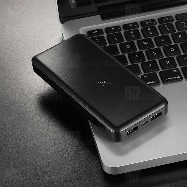 پاوربانک وایرلس 10000 میلی آمپر بیسوس Baseus M36 PPALL-M3601 Wireless Charger
