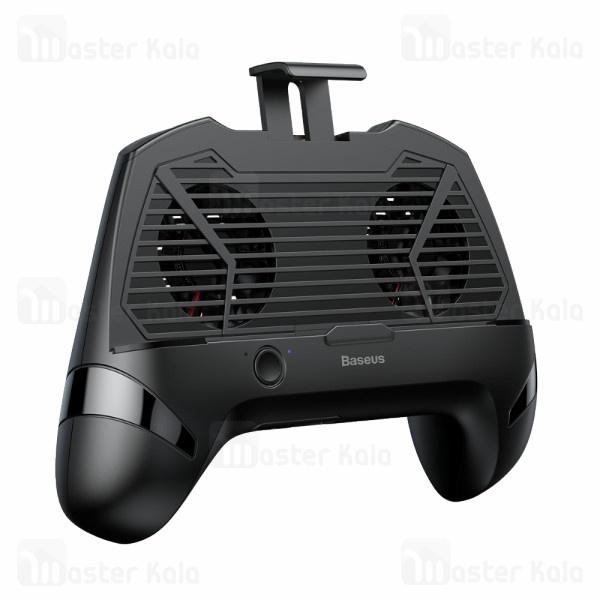 دسته بازی و هولدر فن دار بیسوس Baseus Cool Play Games Dissipate Heat Hand Handle