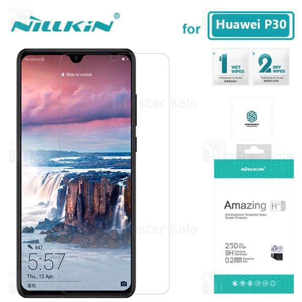 محافظ صفحه شیشه ای نیلکین هواوی Huawei P30 Nillkin H+ Pro