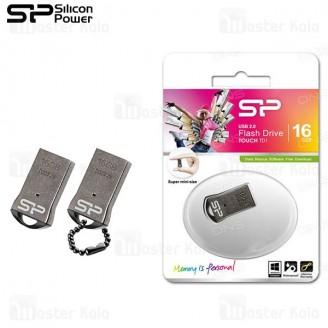 فلش مموری 16 گیگابایت سیلیکون پاور Silicon Power T01 Touch USB 2.0