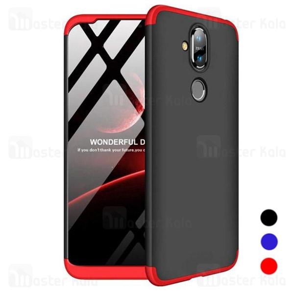 قاب 360 درجه GKK نوکیا Nokia 8.1 / X7 GKK 360 Full Case